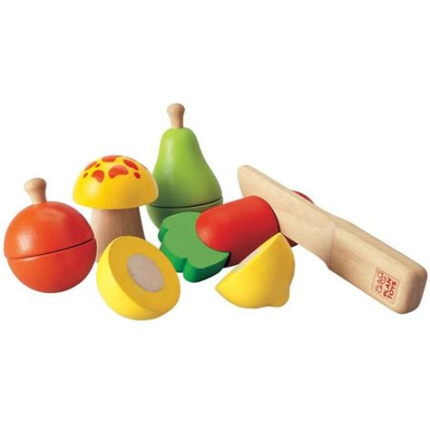 Plan Toys Wooden Play Food