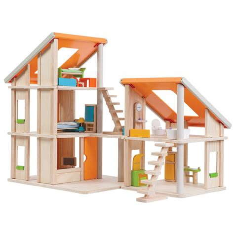 Plan-Dollhouse-Chalet-Dollhouse-With-Furniture