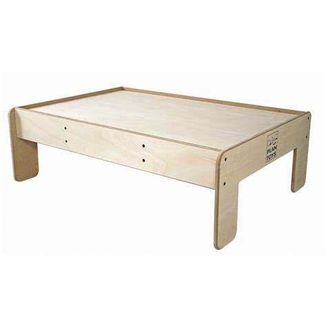 Plan-Toys-Wooden-Play-Table