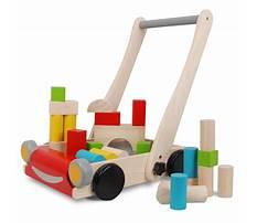 Best Plan toys wooden baby walker