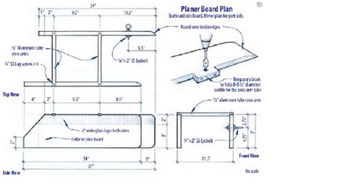 Planer Board Plans To Build
