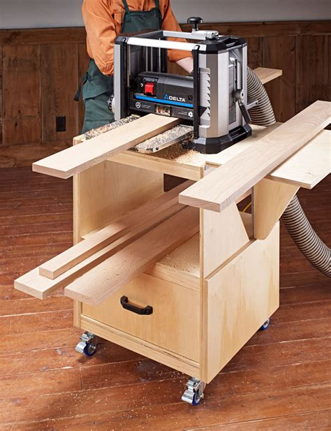 Planer Table Plans Free