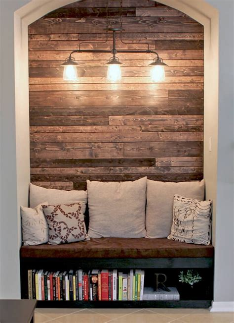 Plank Wood Wall Diy Paint