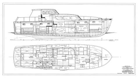 Plans For A Cabin Cruiser