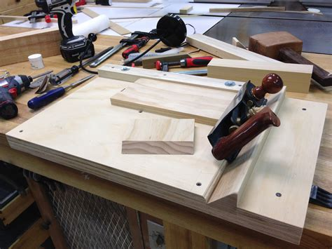 Plans For A Shooting Board