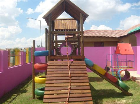 Plans For A Wooden Jungle Gym