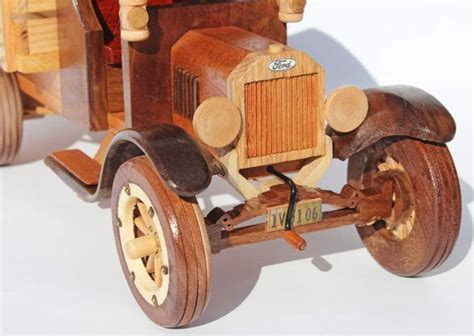 Plans For A Wooden Toy Car