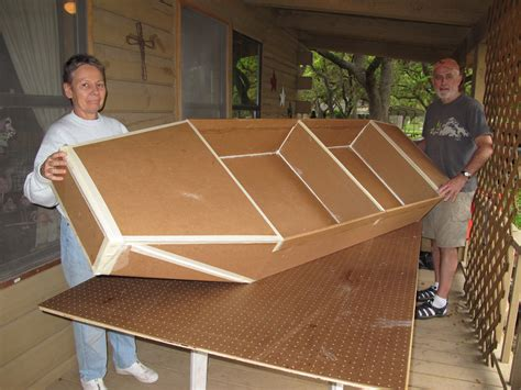 Plans For Building A Cardboard Boat