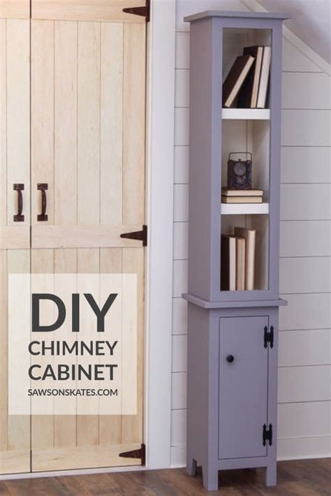 Plans For Building A Chimney Cabinet
