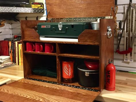 Plans For Building A Chuck Box
