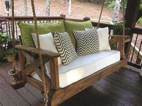 Plans For Building A Front Porch Swing