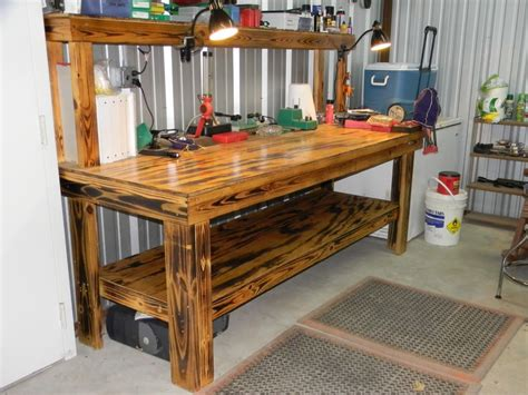 Plans For Building A Reloading Bench