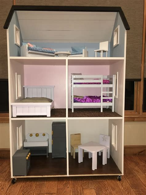 Plans For Building American Girl Doll Furniture