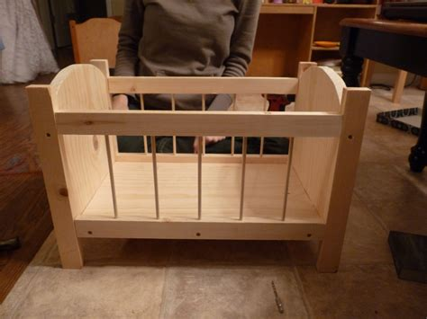 Plans For Building Baby Crib For Dolls