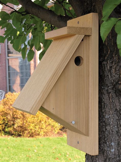 Plans For Building Birdhouses