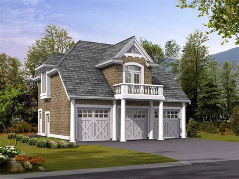 Plans For Carriage House Garages