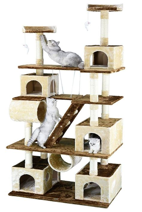 Plans For Cat Trees And Condos