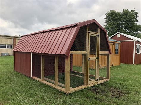 Plans For Chicken Goat Shed