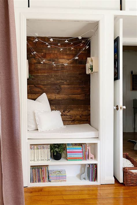 Plans For Closet Nook Bench