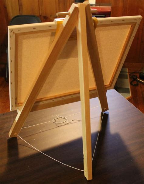 Plans For DIY Easel