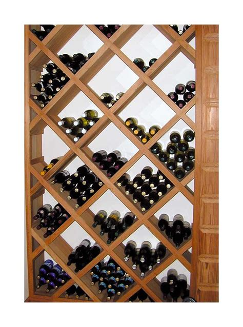 Plans For Diamond Wine Rack
