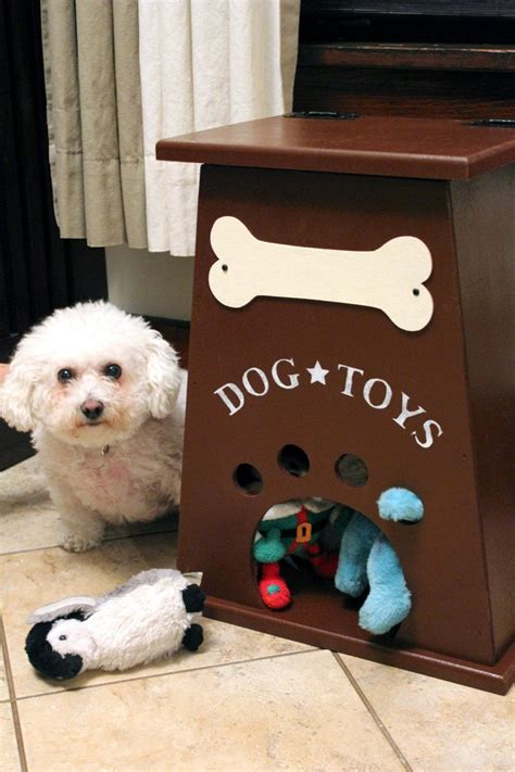 Plans For Dog Toy Box