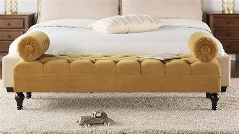 Plans For End Of Bed Bench