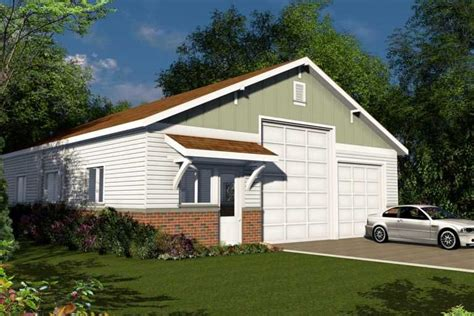 Plans For Garage With Living Quarters