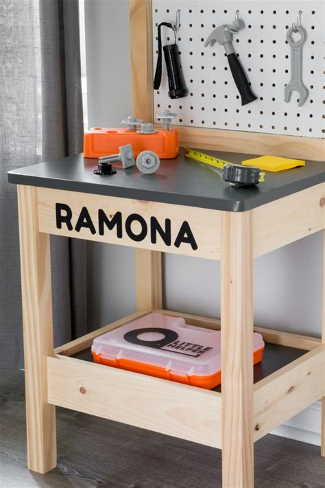 Plans For Kids Workbench