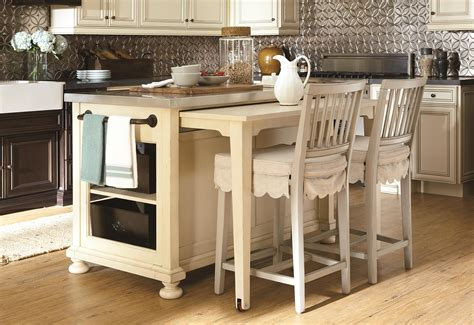 Plans For Kitchen Island With Pull Out Table