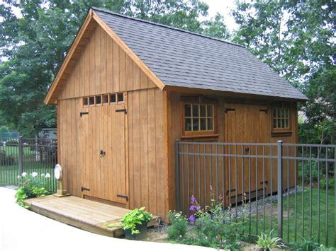 Plans For Large Storage Shed