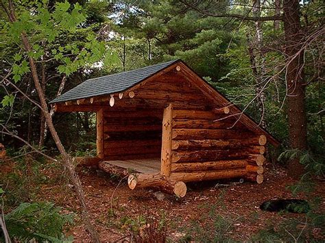 Plans For Lean To Shelter