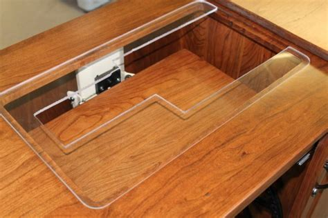 Plans For Making A Sewing Machine Table
