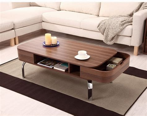 Plans For Modern Coffee Tables
