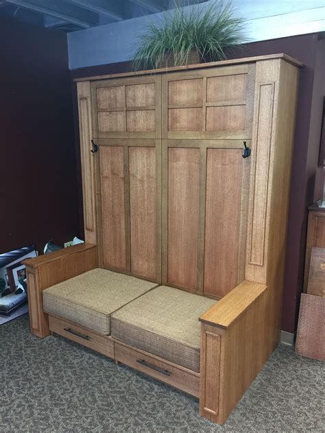 Plans For Murphy Bed With Couch