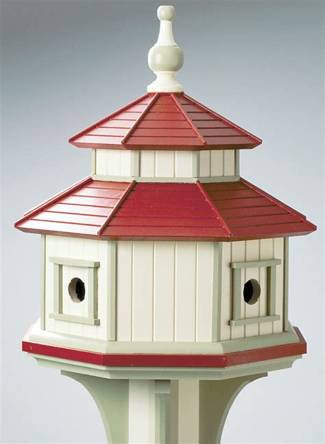 Plans For Octagon Bird Houses