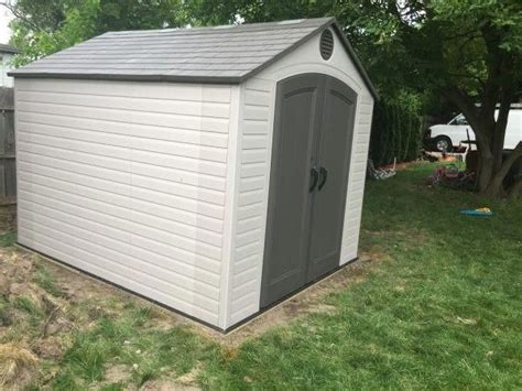 Plans For Pvc Shed Parts Needed