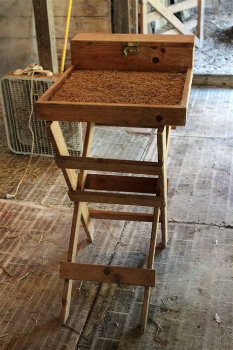 Plans For Rabbit Grooming Table