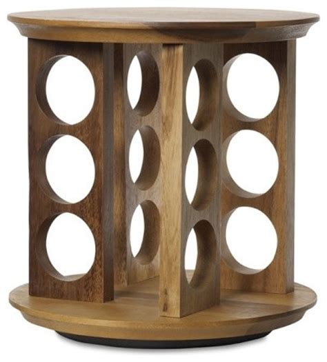 Plans For Rotating Spice Rack