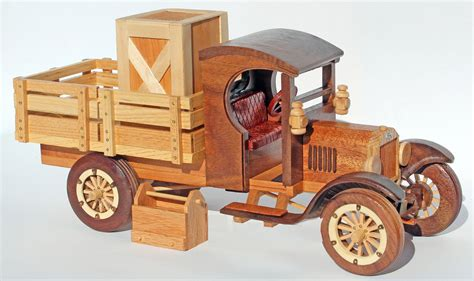 Plans For Traditional Wooden Toys