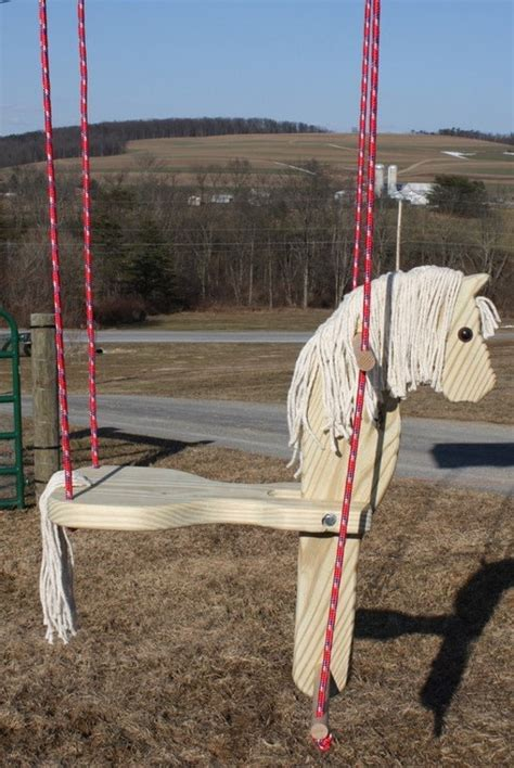 Plans For Wooden Rocking Horse Swings