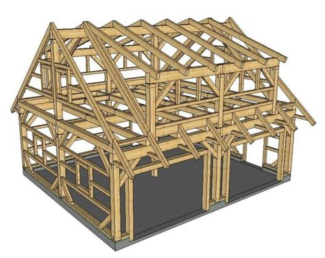 Plans Garage Framing Details