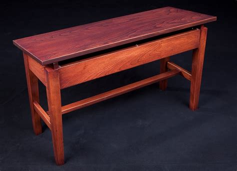 Plans Piano Bench Wooden Portable