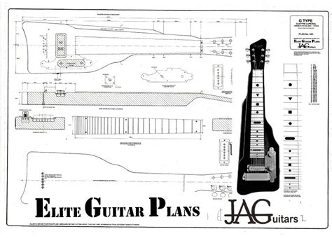 Plans To Build A Lap Steel Guitar
