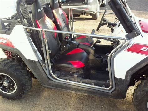 Plans To Build My Own Doors For A Polaris Ranger