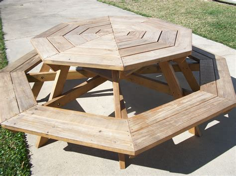 Plans To Build Your Own Picnic Table