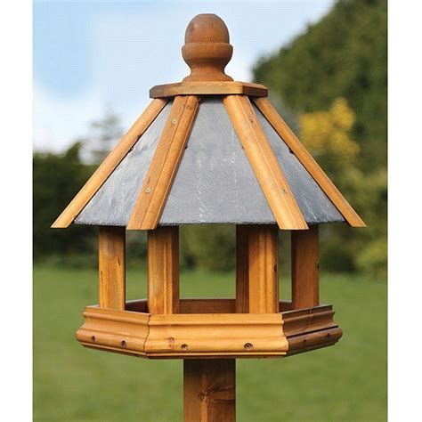 Plans To Make A Bird Tables With Slate