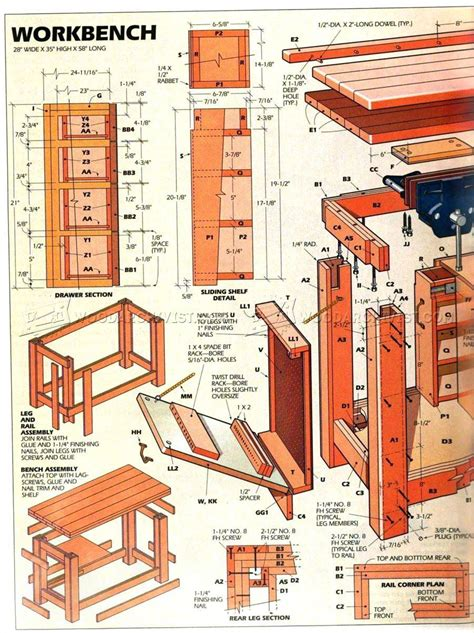 Plans for home workshop Image