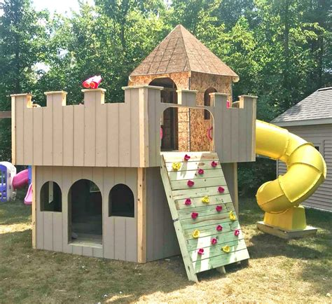 Plans-Castle-Playhouse