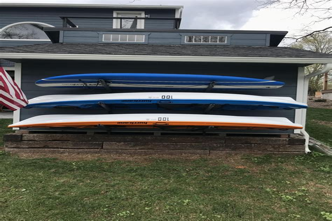 Plans-For-2-Kayak-Rack